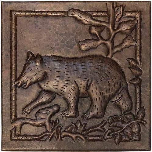 Copper Tile (TL951) 10x10