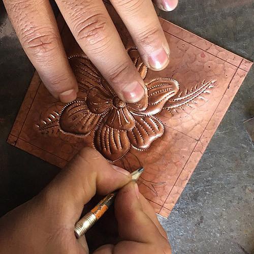 TL262-Copper Tile designer