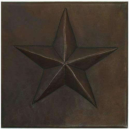 Copper Tile (TL311) Western Star Design