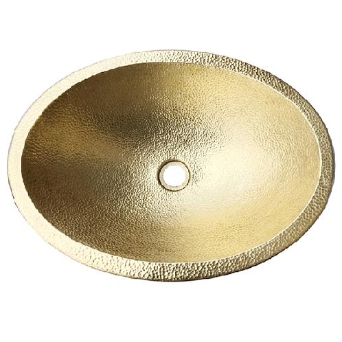 Bath Sink Bath Brass Oval Sinks (BO-PICO-BRASS)