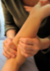 Rolfing the forearm, arm hand numbness, carpal tunnel
