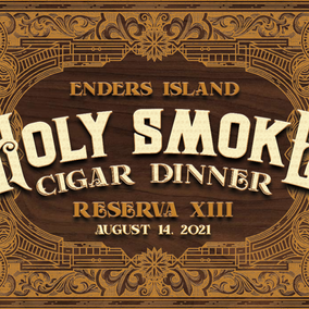 Save the date for Holy Smoke