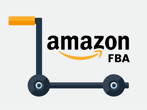 FBA Amazon deliveries