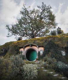 Hobbiton, New Zealand.