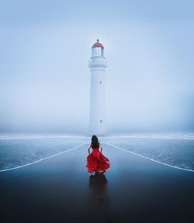 Jorge Barreda Light House Photo
