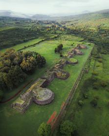 Zona Arqueológica de Tzintzuntzan