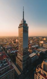 Torre Latino, Mexico City.