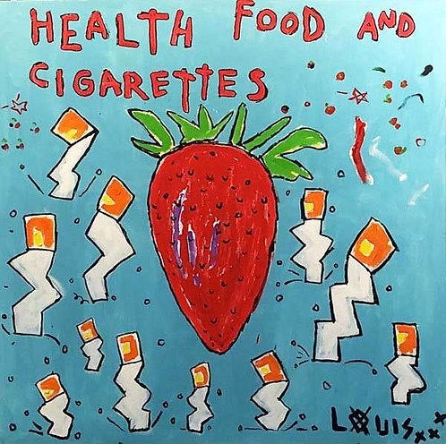 Health Food and Cigarettes, 2015