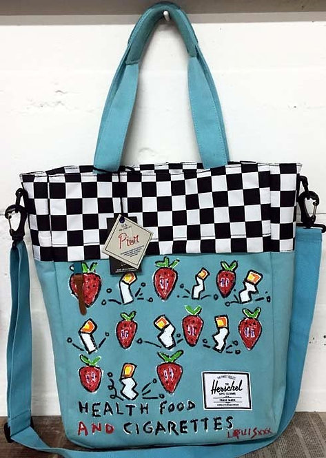 Health Food and Cigarettes (Tote), 2015