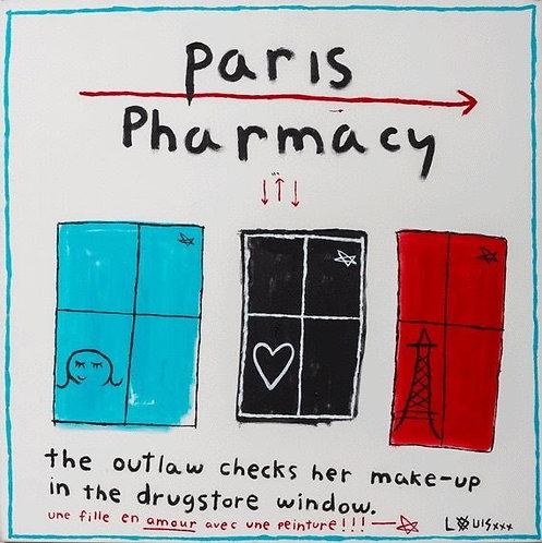 Paris Pharmacy, 2016