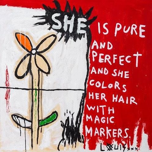 Magic Markers, 2016