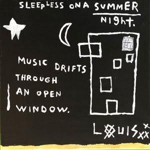 Sleepless On A Summer Night (mini), 2017