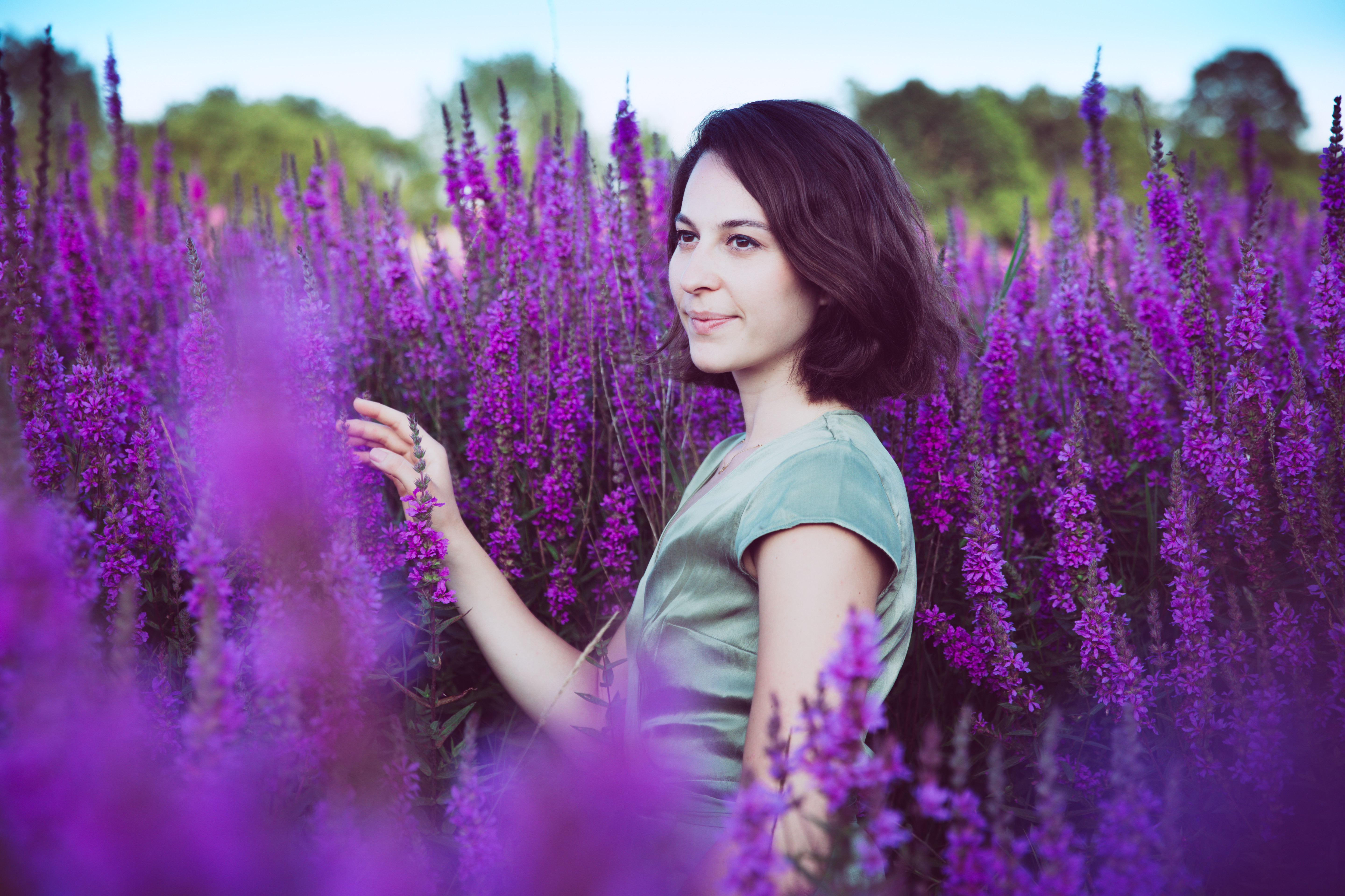Outdoor Portraits - small