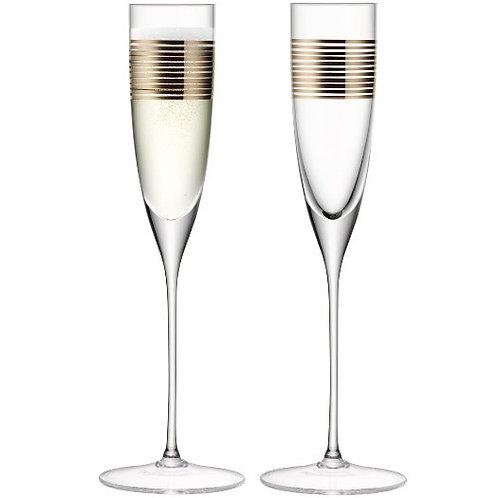 GARDEN BARN Garbo Champagne Flute