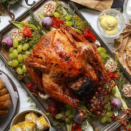 Manila House Whole Roasted Turkey (6kg)