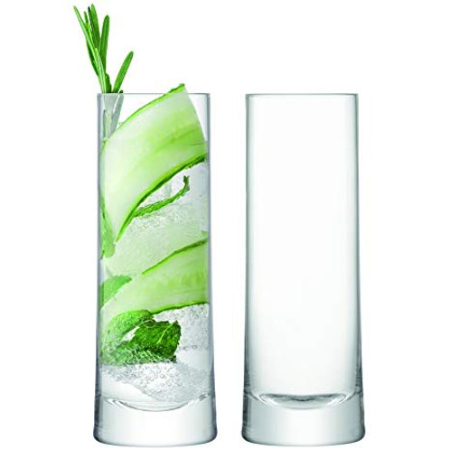 GARDEN BARN Gin Highball Glasses