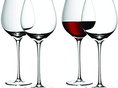 GARDEN BARN Red Wine Glass
