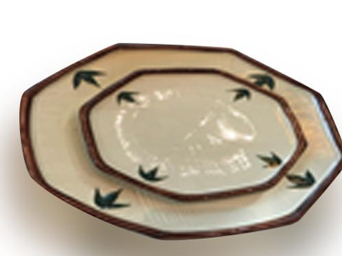 MANILA HOUSE - Hexagon Plate