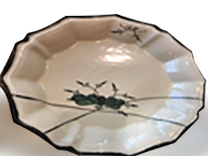 MANILA HOUSE - Flower Plate