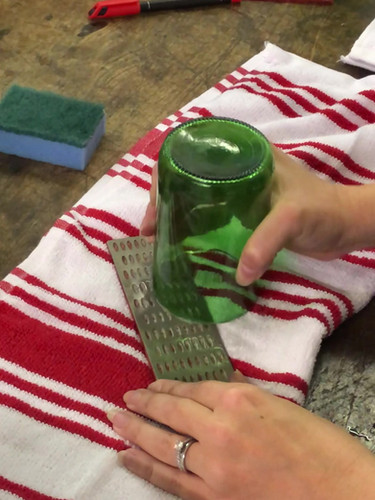 Glass Bottle Cutting for Beginners
