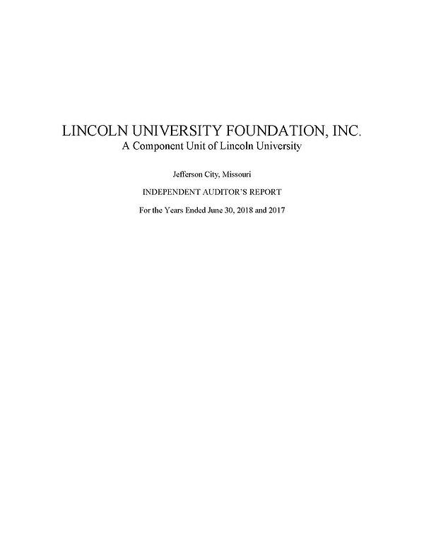 AUDIT - Foundation Report 2018 Final_Pag