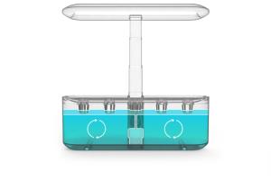 automatische anpassung der bewässerung und beleuchtung für optimales wachstum