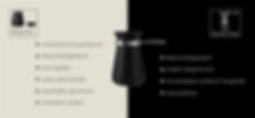 hei kombiniert die beiden großartigen materialien yixing-ton und 304er edelestahl. yixing-ton ist ein altes chinesisches material, welches das erste mal vor hunderten von jahren abgebaut und verwendet wurde. es besteht aus einer vielzahl von mineralischen kompositionen und ermöglicht einen besseren teegenuss. das metall hebt den stil des minimalusmus hervor und erfüllt die anforderungen des modernen lebens.