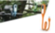 flex hat einen starken, flexiblen rumpf, welcher in gewundene form gebracht werden kann. anders als andere action-kamera halterungen hat flex kein angepasstes design, sondern kann unabhängig an jede halterung angebracht werden.