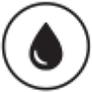 bumpout - wasserdicht und gegen staub resistent