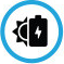 powerbank + solarbackup