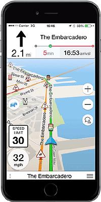 kostenlose offline navigation gps navigation funktioniert ohne internet
