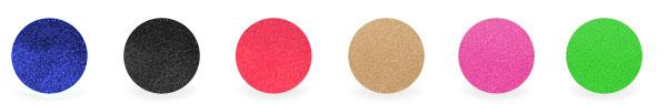 die erhältlichen farben des cardtresors