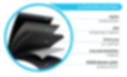 die rfid-blockende schicht des flexsafe besteht aus dünnem stoff, durch die indentitätsdiebstahl verhindert wird. so kann nicht auf die kreditkarteninformationen im inneren der tasche zugegriffen werden.