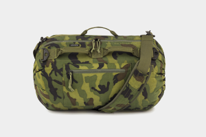 the adjustable bag in camo