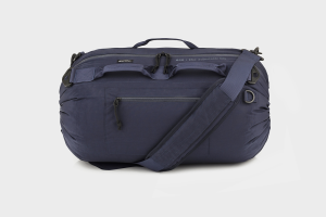 the adjustable bag in navy