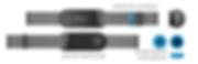 das weiche elastische band und das hochwertige lederholster sind so konzipiert, dass sie flexibel und komfortabel sind. die bluetooth vibrationsvorrichtung ist klein und effektiv; eine leichte vibration ermutigt dich, deine schlafposition einzustellen, ohne dich aufzuwecken.