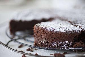 glutenfreier schokoladen-olivenöl-ku