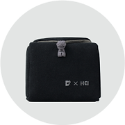 tragbares design das ganze tee-set kann in einer tragbaren tasche plaziert werden, um es bequem zu transportieren