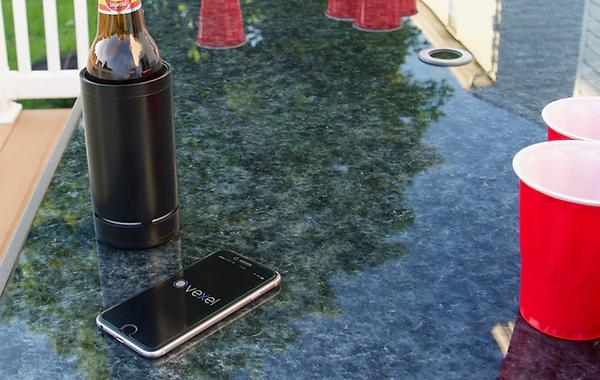 vergiss nie wieder dein bier! verwende die karte, um dein getränk zu lokalisieren oder ihn sogar mit deinem smartphone einzuschalten.