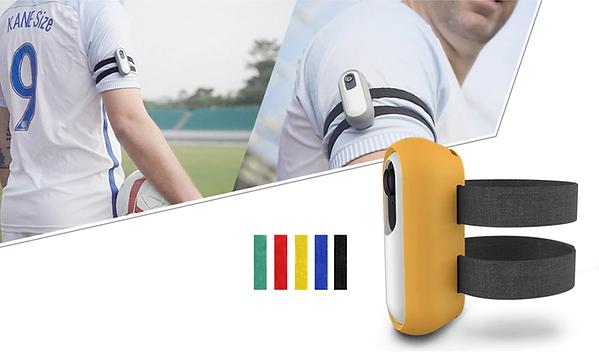 straple wird als externer, ergänzender stabilisator für caply verwendet. straple erlaubt viele einsatzmöglichkeiten, um caply anzubringen: am körper oder an einem länglichen objekt.