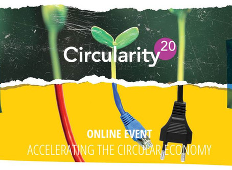 3RI at Circularity 20: Going plastic neutral: Footprints, credits and offsets