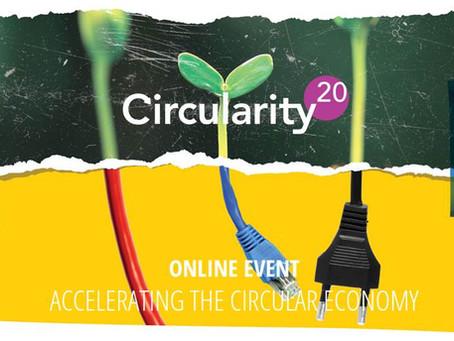 3RI at Circularity 20: Going plastic neutral: Footprints, credits and offsets