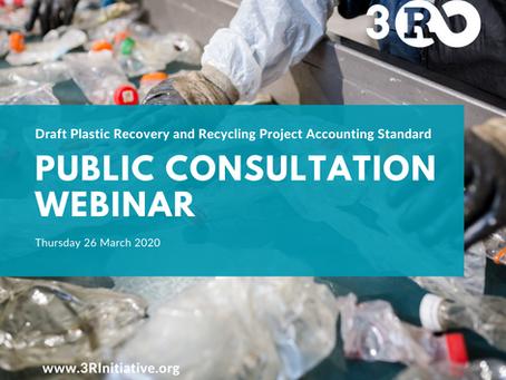 Public Consultation mid-point Webinar