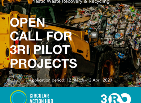 The 3RI Call for Pilot Projects in now open!