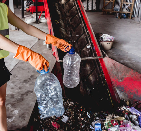 Help shape the field of plastic waste recovery and recycling
