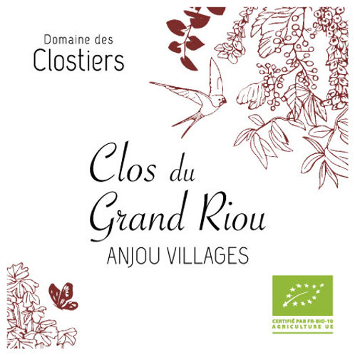 "Anjou Villages ""Clos du Grand Riou"""