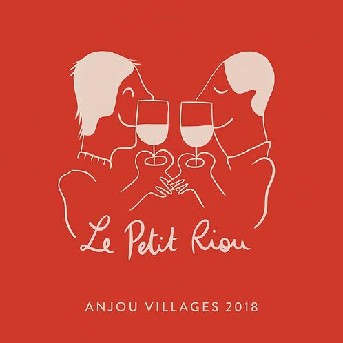 """Anjou Villages Sans sulfites ajoutés """"Clos du Grand riou"""""""