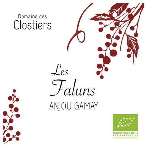 """Anjou Gamay """"Les faluns"""""""