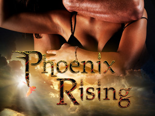 Phoenix Rising Hits aRe Best Seller's List