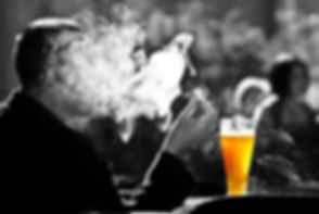 man-smoke-beer-wheat-smoking-benefit-fro
